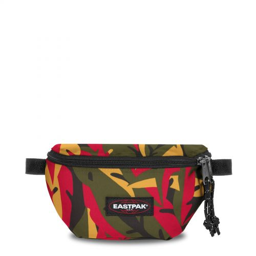 Springer Leaves Khaki Default Category by Eastpak