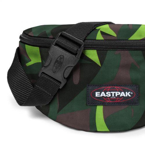 Springer Leaves Green Default Category by Eastpak