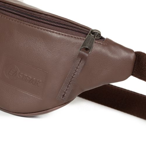 Springer Brown Authentic Leather Default Category by Eastpak