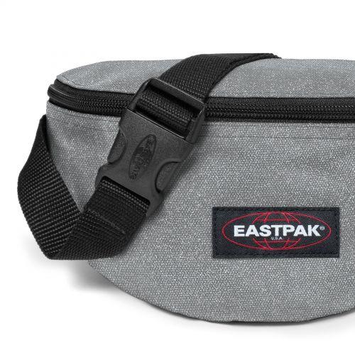 Springer Glitsilver Accessories by Eastpak