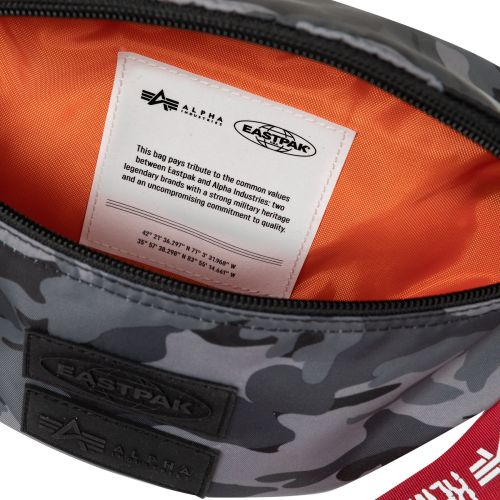 Springer Alpha Camo Accessories by Eastpak