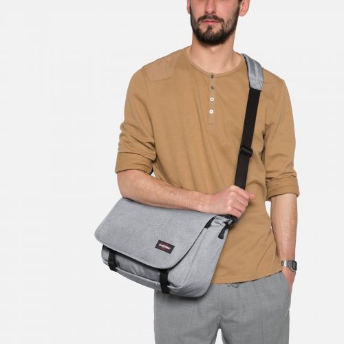 Jr Sunday Grey Messengers by Eastpak - view 1