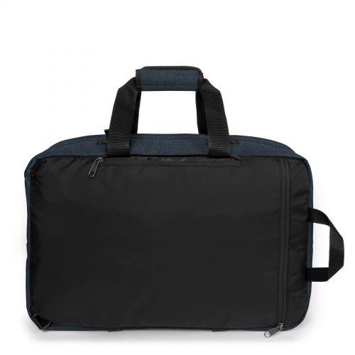 Tranzpack Triple Denim Backpacks by Eastpak