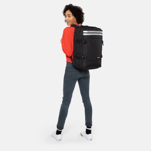 Tranzpack Reflective Black Weekend & Overnight bags by Eastpak - view 5