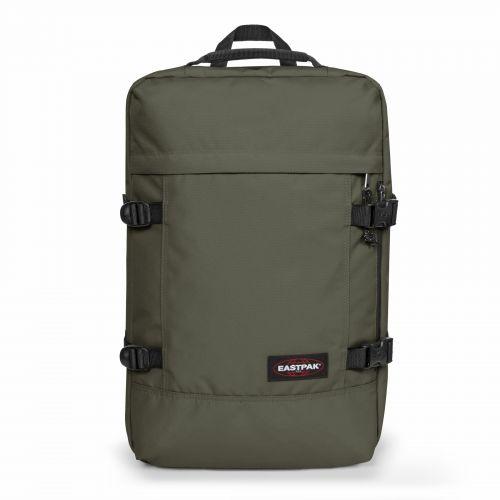 Tranzpack Cactus Khaki Backpacks by Eastpak