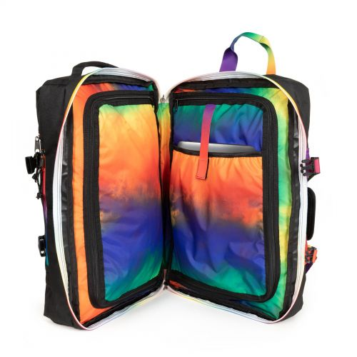 Tranzpack Rainbow Dark Luggage by Eastpak