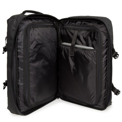 Tranzpack Surfaced Black Default Category by Eastpak
