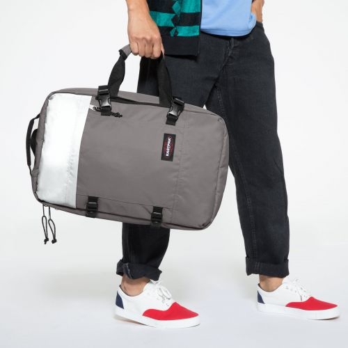 Tranzpack Reflective Stripe Grey