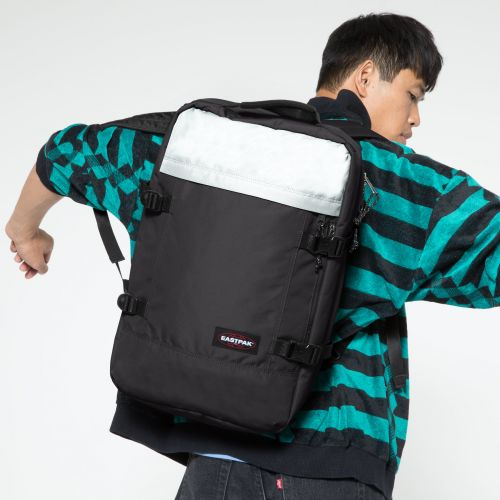 Tranzpack Reflective Stripe Black