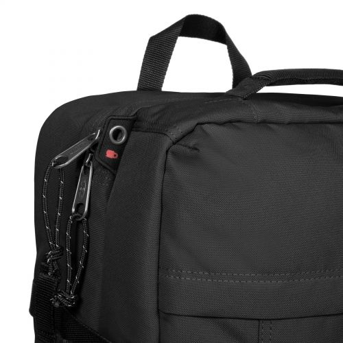 Tranzpack Black Snap Luggage by Eastpak