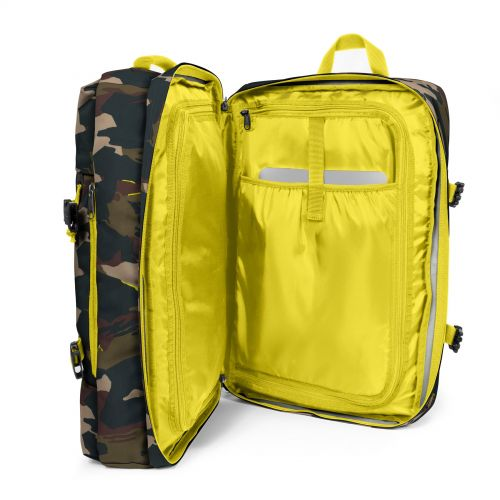 Tranzpack Outline Yellow Luggage by Eastpak