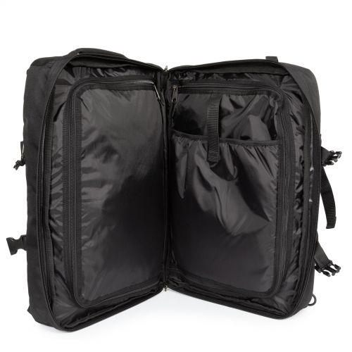 Tranzpack Strapped Black Luggage by Eastpak