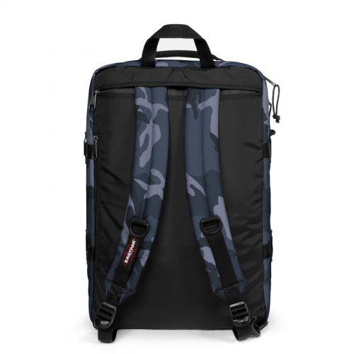 Tranzpack Brizecam Navy Luggage by Eastpak