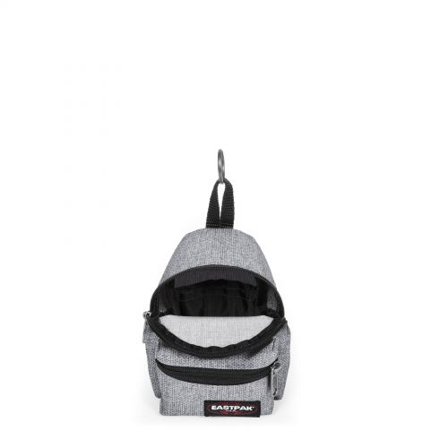 Mini Padded Sunday Grey Accessories by Eastpak