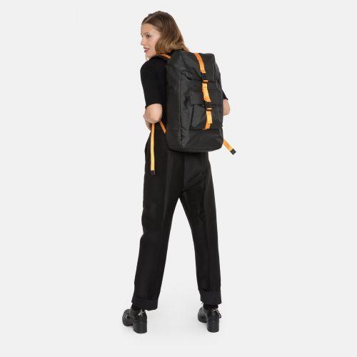 Bust Webbed Black Sports backpacks by Eastpak - view 1