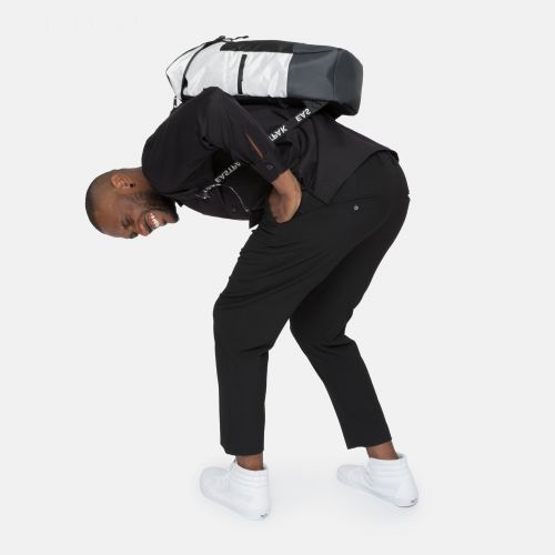 Bust Contrast White Sports backpacks by Eastpak - view 5