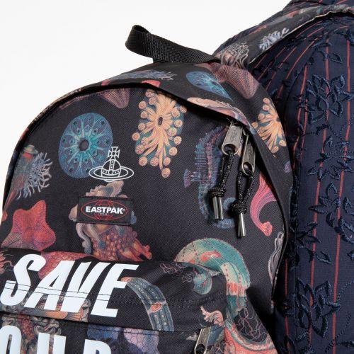 Vivienne Westwood Padded Save Our Oceans Backpacks by Eastpak