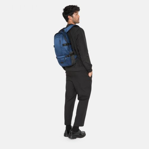 Floid Contrast Navy Sports backpacks by Eastpak - view 1