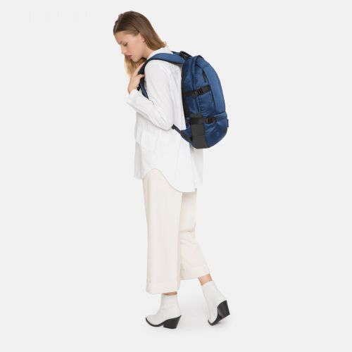 Floid Contrast Navy Sports backpacks by Eastpak - view 5