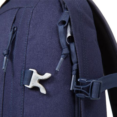 Floid Accent Blue Backpacks by Eastpak
