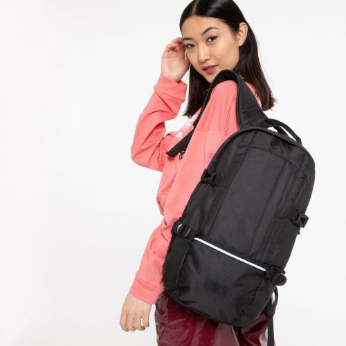Floid Reflect Black Backpacks by Eastpak - view 0
