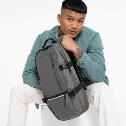 Floid Reflect Grey Backpacks by Eastpak - view 0