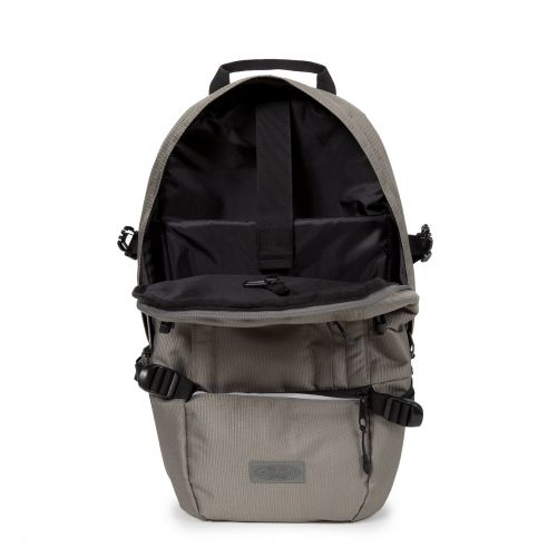 Floid Reflect Grey Backpacks by Eastpak