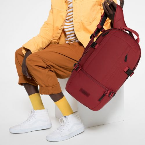 Floid Cs Dull Bold Red Default Category by Eastpak