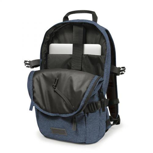 Floid Cs Rip Hot Deni Backpacks by Eastpak