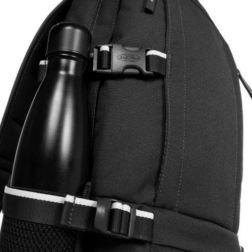 Floid Cs Accent Black Backpacks by Eastpak