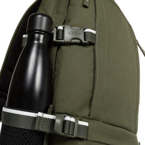 Floid Cs Accent Green Backpacks by Eastpak