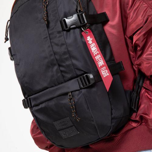 Floid Alpha Dark Backpacks by Eastpak