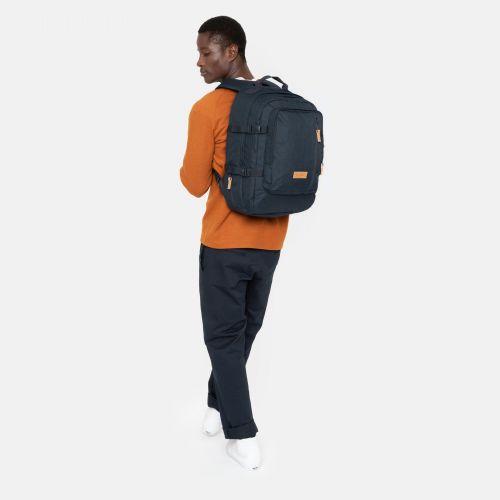 Volker CS Triple Denim Sports backpacks by Eastpak - view 1