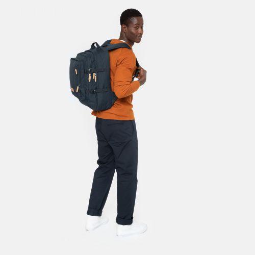 Volker CS Triple Denim Sports backpacks by Eastpak - view 5