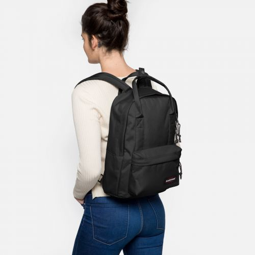 Padded Shop'r Black Around Town by Eastpak - view 1