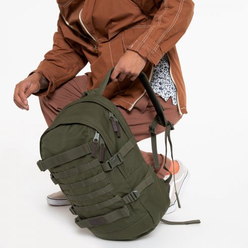Floid Tact L Mono Jungle Backpacks by Eastpak - view 0