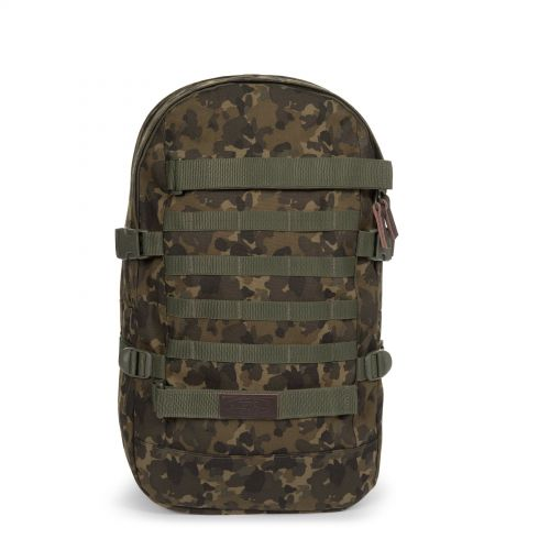 Floid Tact L Camo Tact Backpacks by Eastpak