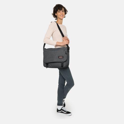 Delegate + Black Denim Laptop by Eastpak - view 5
