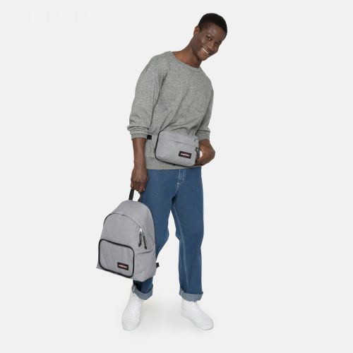 Padded Travell'r Sunday Grey View all by Eastpak - view 5