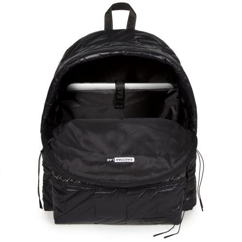 Puffa Padded Dark Backpacks by Eastpak