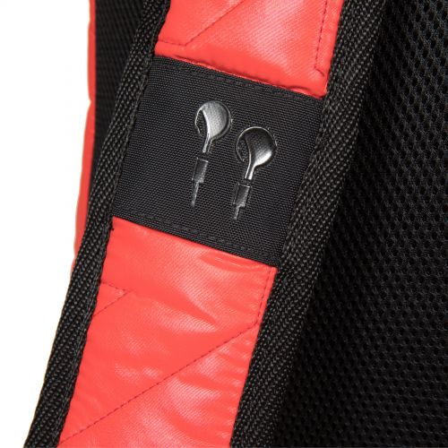 Puffa Padded Red Backpacks by Eastpak