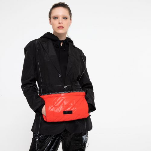 Puffa Bum Bag Red Accessories by Eastpak - view 0