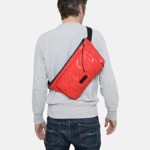 Puffa Bum Bag Red Accessories by Eastpak
