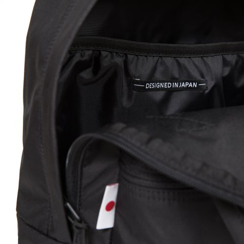 Shop'r Streamed Streamed Black Backpacks by Eastpak