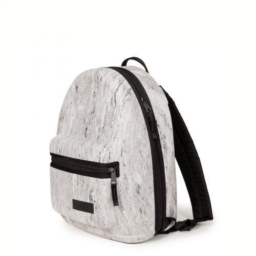 Padded Shell Marble Backpacks by Eastpak