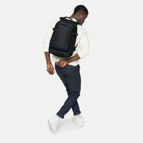 Smallker Black Sports backpacks by Eastpak - view 1