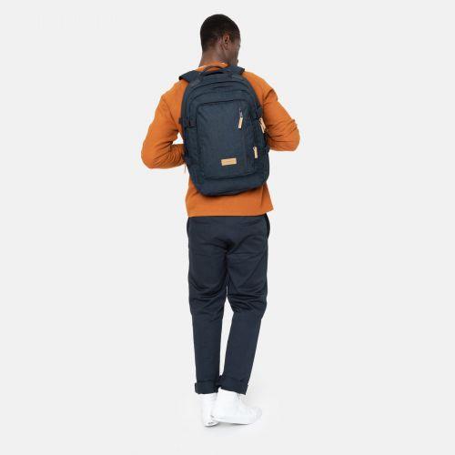Smallker CS Triple Denim Sports backpacks by Eastpak - view 1