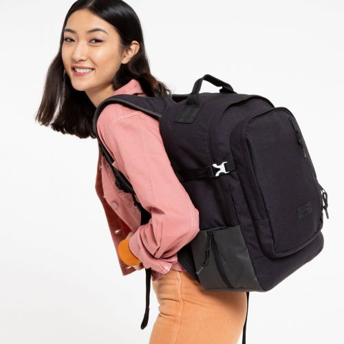 Smallker Accent Black Backpacks by Eastpak - view 0
