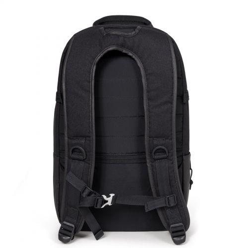Smallker Accent Black Backpacks by Eastpak