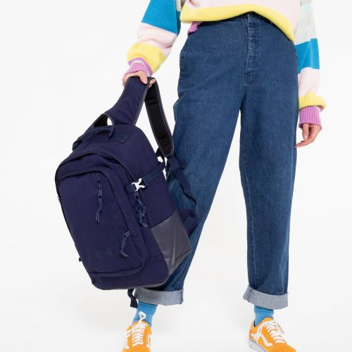 Smallker Accent Blue Backpacks by Eastpak - view 0